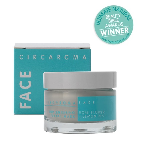 Circaroma organic skincare-Ultimate Beauty Bible Award- Balancing Facial Cream