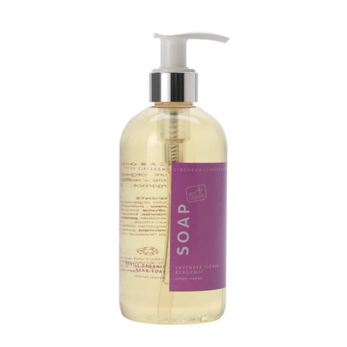 gentle organic hand soap
