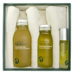 natural skincare for pregnancy-Natalia gift box- Pregnancy Relaxation Box
