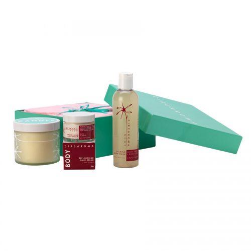 Circaroma Rose Relaxation Box